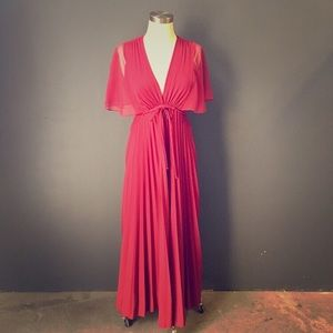 Vintage 70's Maxi Dress